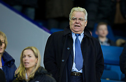 04.01.2014, Goodison Park, Liverpool, ENG, FA Cup, FC Everton vs Queens Park Rangers, 3. Runde, im Bild Everton's chairman and owner Bill Kenwright // during the English FA Cup 3rd round match between Everton FC and Queens Park Rangers at the Goodison Park in Liverpool, Great Britain on 2014/01/04. EXPA Pictures © 2014, PhotoCredit: EXPA/ Propagandaphoto/ David Rawcliffe<br /> <br /> *****ATTENTION - OUT of ENG, GBR*****