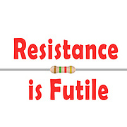 Famous quotes Resistance is Futile