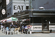 Empire Diner which closed in 2010, Chelsea, Manhattan, New York