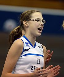 03-01-2015 NED: Nationale Open Clubkampioenschappen Volleybal 2015, Harderwijk<br /> Niet minder dan 491 jeugdteams, verdeeld over 27 sporthallen, begonnen aan de Nationale Open Clubkampioenschappen (NOJK) van 2015 / De jongens C en meisjes B/C in actie in de Sypel te Harderwijk / Tivoc