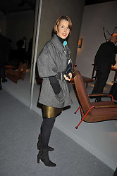 VICTORIA, LADY DE ROTHSCHILD at the Moet Hennessy Pavilion of Art & Design London Prize 2009 held in Berkeley Square, London on 12th October 2009.
