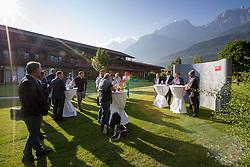 08.09.2016, Golfhotel, Lavant, AUT, ÖVP, Klub der Tiroler Volkspartei, Klausur in Osttirol, Pressekonferenz, im Bild Übersicht auf die Pressekonferenz. EXPA Pictures © 2016, PhotoCredit: EXPA/ Johann Groder