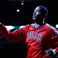 Eastern Conference semi finals - Game 5 - Hawks at Bulls
