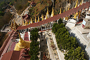 Myanmar, Shan State, Pindaya, The Pindaya Cave houses thousands of Buddha statues