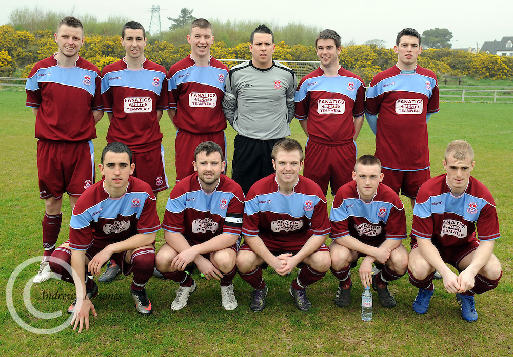 Cobh Ramblers who played  Galway United in Cappa Park in Knocknacarra, GAlway. Photo:Andrew Downes