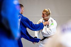 Ana Velensek at practice of Slovenia Judo Team at Judo Summer Camp Izola 2020, on August 4, 2020 in OS Vojka Smuc, Izola, Slovenia. Photo by Matic Klansek Velej / Sportida
