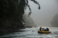 Second decent raft trip of the Drangme Chhu (river) in Bhutan.