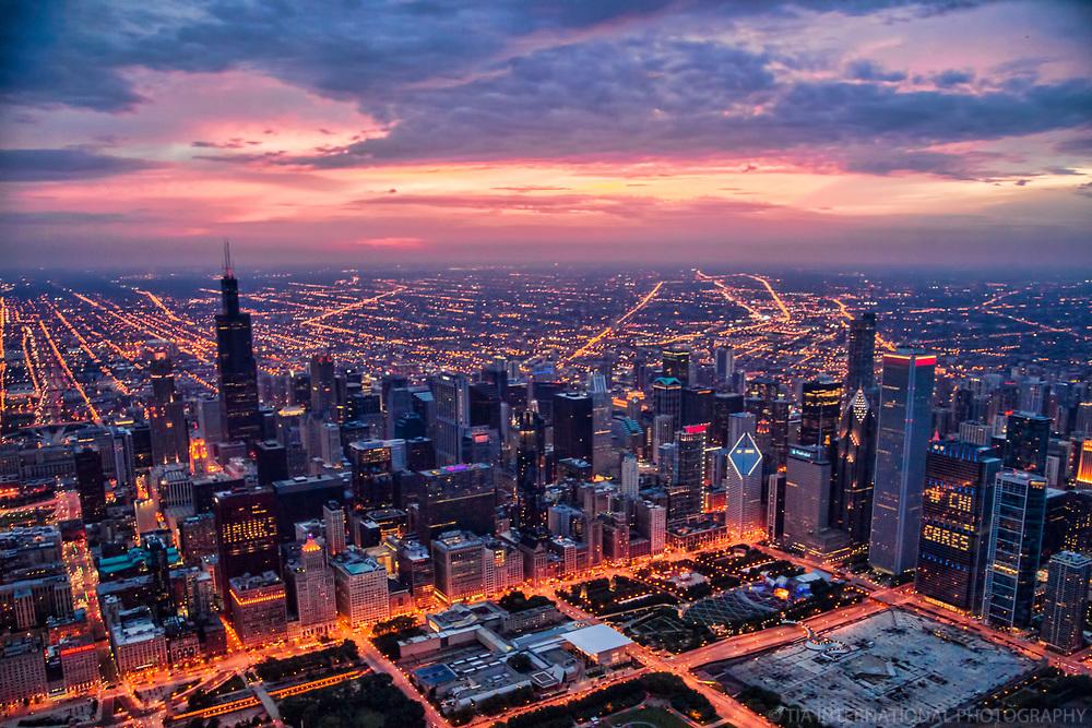 Chicago Metropolis @ Twilight