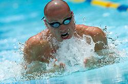 Emil Tahirovic of Triglav Kranj during 10th International Swimming Competition Veronika 2011, on July 16, 2011, in Pod skalco pool, Kamnik, Slovenia. (Photo by Vid Ponikvar / Sportida)