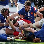 20190316 Rugby, 6 Nazioni : Italia vs Francia