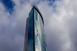 Holloway Circus Tower, a 427-foot (130 m) tall mixed-use skyscraper in Birmingham city centre, England UK<br /> <br /> (c) Andrew Wilson | Edinburgh Elite media