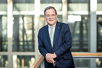 27 NOV 2020, BERLIN/GERMANY:<br /> Armin Laschet, CDU, Ministerpraesident Nordrhein-Westfalen, Landesvertretung Nordrhein-Westfalen<br /> IMAGE: 20201127-01-037