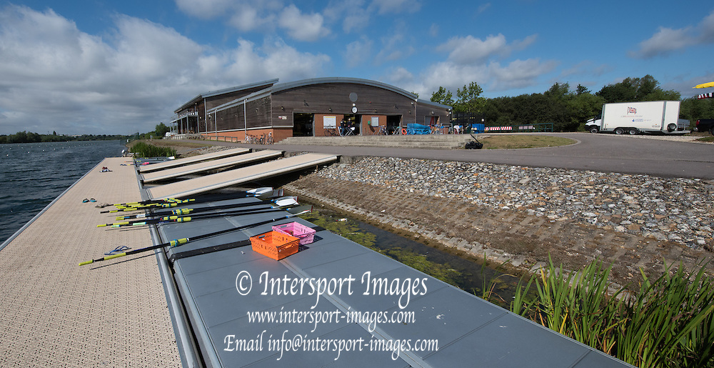 Caversham, England, General View, of the Caversham Boathouse, 2015 GBRowing World Championship Team Announcement. Tuesday. 21.07.2015.  At the Reading Training Base. [Mandatory Credit. Peter SPURRIER/Intersport Images]