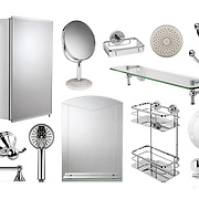Part of a vast number of products photographed for a bathroom product manufacturer by Hype photography Stuart Freeman.