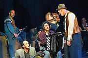 Nederland, Arnhem, 1-5-2007..Theater Oostpool speelt Pushkin...Foto Flip Franssen