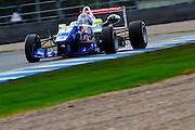 2012 British F3 International Series.Donington Park, Leicestershire, UK.27th - 30th September 2012.Jack Harvey, Carlin..World Copyright: Jamey Price/LAT Photographic.ref: Digital Image Donington_F3-18300