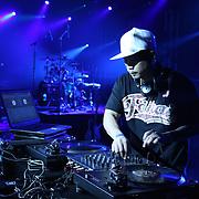 DJ Chinky Eye at Winterfest '10, Snoqualmie Casino.