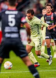 27-09-2018 NED: FC Utrecht - MVV Maastricht, Utrecht<br /> First round Dutch Cup stadium Nieuw Galgenwaard / Joris van Overeem #8 of FC Utrecht