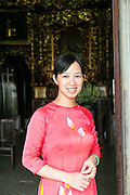 Huynh Thuy Le, Home of Marguerite Duras Lover, Sa Dec, Mekong River, Vietnam, Asia
