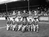 1959 - Soccer: F.A.I. Cup Semi-final St Patrick's Athletic v Cork Hibernians
