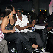 **EXCLUSIVE**.Ne-Yo and girlfriend..VIP Room Nightclub..2009 Cannes Film Festival..Cannes, France..Friday, May 15, 2009.Photo By Celebrityvibe.com.To license this image please call (212) 410 5354; or Email: celebrityvibe@gmail.com ; .website: www.celebrityvibe.com.