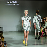 A-Jane showcases at Fashion Scout SS20