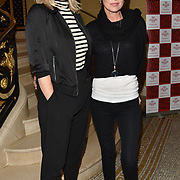 London,UK, 26th Feb 2015 : Sara Dallin and Lisa Stansfield attends the Vanity Project for the Prince's Trust at Hotel Cafe Royal in London. Photo by See Li