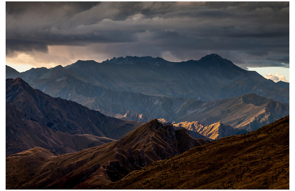 Skippers Canyon, Queenstown, Otago.