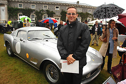 NICK ASHLEY at the Cartier Style Et Luxe at the Goodwood Festival of Speed, Goodwood House, West Sussex on 24th June 2007.<br /><br />NON EXCLUSIVE - WORLD RIGHTS