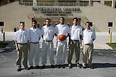 2008 UM Men's Basketball Photo Day