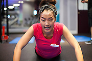 Miss Nepal<br /> Each contestants goes through gruelling fitness tests to see who makes it through to the sports finals