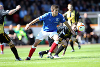 Football - Division Three -  Berwick Rangers vs Rangers<br /> <br /> Andrew Little of Rangers<br /> <br /> Division Three match  August 26th 2012<br /> <br /> Norway only