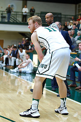 07 December 2016:  Colin Bonnett during an NCAA men's division 3 CCIW basketball game between the North Park Vikings and the Illinois Wesleyan Titans in Shirk Center, Bloomington IL