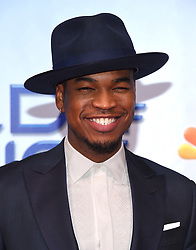 World of Dance press junket held on stage 22 on the Universal Lot on January 30, 2018 in Universal City, CA. 30 Jan 2018 Pictured: Ne-Yo. Photo credit: O'Connor/AFF-USA.com / MEGA TheMegaAgency.com +1 888 505 6342