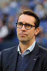 18.10.2014, Veltins Arena, Gelsenkirchen, GER, 1. FBL, Schalke 04 vs Hertha BSC, 8. Runde, im Bild Manager Michael Preetz ( Hertha BSC Berlin ) // during the German Bundesliga 8th round match between Schalke 04 and Hertha BSC at the Veltins Arena in Gelsenkirchen, Germany on 2014/10/18. EXPA Pictures © 2014, PhotoCredit: EXPA/ Eibner-Pressefoto/ Thienel<br /> <br /> *****ATTENTION - OUT of GER*****