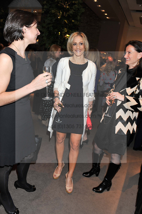 EMILY MAITLIS at the launch party for Spectator Life hosted by Andrew Neil at Asprey, 167 New Bond Street, London on 28th March 2012.