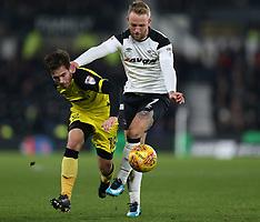 Derby County v Burton Albion - 02 Dec 2017