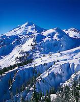 Mt. Baker, Winter, Artist Point