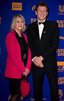 Daniel Taylor at  the British Curry Awards, at Evolution Battersea park London.