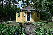 Historic Diamond Rock Schoolhouse, Malvern, Pennsylvania, USA.