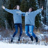 Leah Neslen & Abby (Winter)