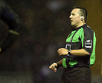Photo: Rich Eaton.<br /> <br /> Sale Sharks v Bristol Rugby. Guinness Premiership. 01/01/2007. referee Dave Pearson