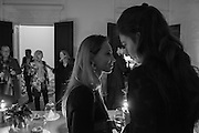 ALINA USPENSKAYA; OLGA DONSKOVA, GEMS AND LADDERS London Launch & Artist's Talk, 11 Mansfield Street, London. 24 November 2016