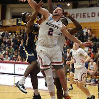 Men's Basketball: University of St. Joseph (Connecticut) Blue Jays vs. Hobart and William Smith Colleges Statesmen