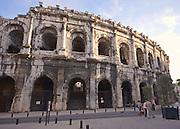 Roman Arena, Nimes, France