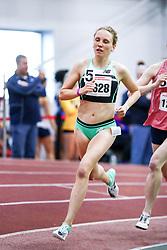 David Hemery Valentine Invitational<br /> Indoor Track & Field at Boston University , womens One Mile, heat 1, , New Balance,