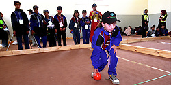 SPECIAL OLYMPICS AFGHANISTAN..KABUL 24 August 2005..Bagh-e-Zanana, girls games