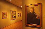 Philadelphia Museum of Art, Thomas Eakins Gallery Paintings, Philadelphia, PA