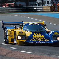 #50, Porsche 962C (1989), driver: Paul Higgins, Group C, on 07/07/2018 at Le Mans Classic, 2018