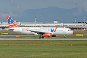 WindJet, Airbus A320